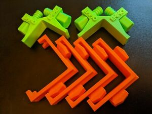 bricklaying stabilisers x2 profile clips x4 random colours picked