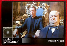 THE PRISONER, VOLUME 2 - Card #26 - Throned At Last - Factory Ent. 2010