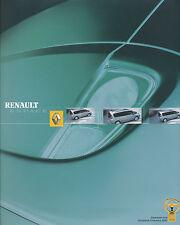 Prospekt Renault Espace 2003 Autoprospekt 7 03 Auto PKWs car brochure Broschüre