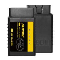 AUTOOL A2 V1.5 WiFi OBD2 ll EOBD Code Reader Scanner Diagnostic ELM327 Android