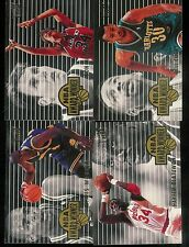 1994-95 FLEER ULTRA BASKETBALL NBA AWARD WINNERS COMPLETE INSERT SET 1-4
