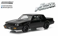 86231 1:43 GreenLight Fast & Furious Dom's 1987 Buick Grand National GNX
