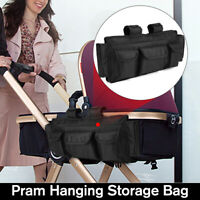 Walker Organizer Storage Bag For Wheeled Disability Aid Frame Mobility  !  !!