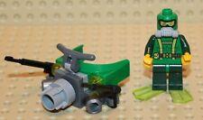 Lego Super Heroes Hydra Diver Minifigure & Underwater Jet NEW!!!