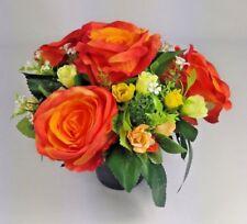 grave pot /Flower Pot/ crem pot Memorial Funerals flowers for grave all round