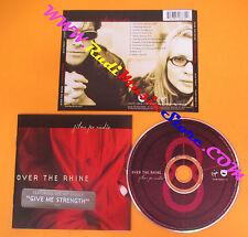 CD OVER THE RHINE Films For Radio 2001 Us BACK PORCH no lp mc dvd (CS4)