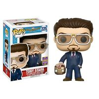 Spider-Man: Homecoming - Tony Stark with Helmet SDCC 2017 US Exclusive Funko POP