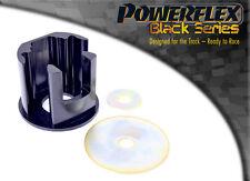Powerflex negro de Poly Bush AUDI S3 MK2 8P Motor Montaje insertar 2008 >