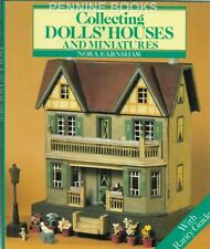 Collecting Dolls' Houses and Miniatures by Nora Earnshaw (Hardback)