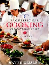 Professional Cooking for Canadian Chefs, witn CD-R