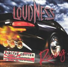 Racing by Loudness (CD, Sep-2005, 2 Discs, Drakkar (Germany))
