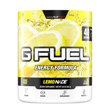 Gamma Labs G Fuel Lemonade GFuel 40 Servings