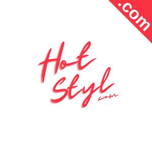 HOTSTYL.com 7 Letter Short  Catchy Brandable Premium Domain Name for Sale