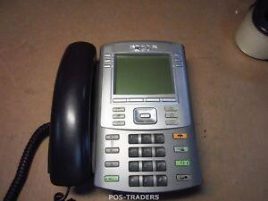 NORTEL 1140E IP Deskphone NTYS05 NTYS05 Business Telephone VoIP INCL HANDSET