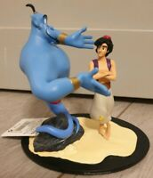 FIG/ FIGURINE ALADDIN & GENIE / Engineering Disneyland Paris