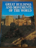 Great Buildings and Monuments of the world text by Jean Mathe MINT Condition