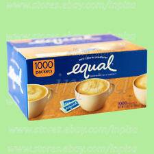 EQUAL 1 BOX x 1000 PACKETS NO CALORIE SWEETENER