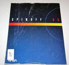 NASA Spinoff 1993 Space Magazine