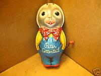 Vintage Rabbit Peter Cottontail Vintage Mattel 1953