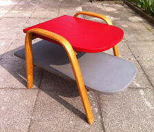 """Table basse """" Bow Wood """" STEINER Vintage An 50's"""