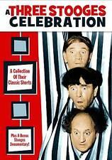 A Three Stooges Celebration (DVD, 2012, 2-Disc Set) - Brand New