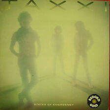 TAXXI-STATES OF EMERGENCY LP VINILO 1982 SPAIN EX-EX