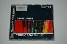 CD/DENNIS MUSIC LIBRARY HDCD 1254/GEOFF SMITH/MUSIC BEDS Vol.2