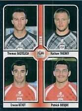 VIGNETTE / IMAGE / STICKERS PANINI--RUGBY 2011 N° 400 / AUCH--NEUF