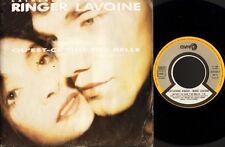 """CATHERINE RINGER AND MARC LAVOINE? qu'est ce que t'es belle 870264-7 7"""" PS EX/VG"""