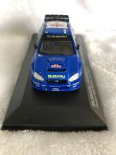 Hpi-racing 932 Subaru Impreza WRC 2005 #5 Peter Solberg/Phil Mills 1/43 Scale