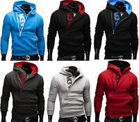 Merish Kapuzenpullover Hoodie Pullover Jacke T-Shirt Herren Neu Sweatshirt 08