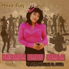 "BEGONA BANG-MATU & THE SHAKE IT UP'S ""HAVE FUN""  CD NEU"