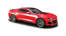 2017 CHEVROLET CAMARO ZL1 COUPE RED 1/18 MODEL CAR BY GT SPIRIT FOR ACME US012
