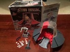 ideal star team star hawk ship Zeroid Robot Box 1970s Space UFO Spaceship Tv
