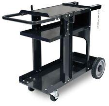 Multi Unit WELDING CART MIG / TIG / STICK / PLASMA  2 Welder Gas Bottles Cabinet
