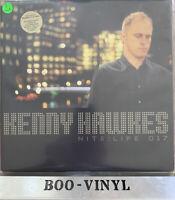 "Kenny Hawkes . Nite : Life 017 . 2 X LP Compilation . NRK Records. 12"" Vinyl Ex+"