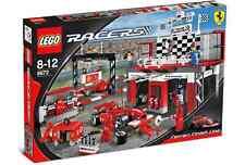 Lego RACERS 8672 Ferrari Finish Line New SEALED