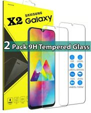 2 X GENUINE GORILLA-TEMPERED GLASS SCREEN PROTECTOR FOR SAMSUNG GALAXY A6 PLUS