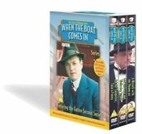 When The Boat Comes In - Series 2 James Bolam, James Garbutt New UK Region 2 DVD