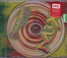 Los Invasores de Nuevo Leon Mix CD New Nuevo Sealed