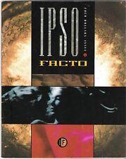 Ipso Facto #6 Severed Heads Residents Keith LeBlanc electronic experimental