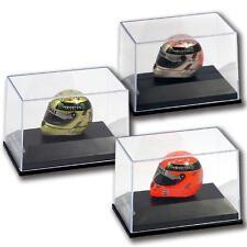 Michael Schumacher 3 Stück 1:8 Miniatur Replika Helme
