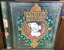 THE BONZO DOG BAND the history of the bonzos 1974 UK STEREO VINYL 2LP w/BOOKLET