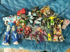 Transformers Mixed Generations Parts LOT