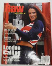 Raw Magazine Lita Spike Dudley Rhyno July 2001 060915R