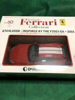 Le Grandi Ferrari Collection 60 GTC4 LUSSO Inspired By The F2003-GA 2003 1/24