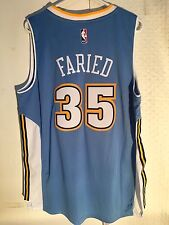 Adidas Swingman 2015-16 NBA Jersey Denver Nuggets Kenneth Faried Light Blue 2X