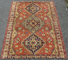 Cotton Turkish 1940-1969 Antique Carpets & Rugs