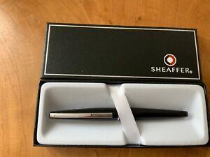 Sheaffer Taranis 9440 Black Laque Rollerball Pen  (New) Free UK Post