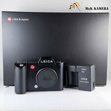 Brand New Leica SL Typ 601 Camera Body 24MP 4K Video 10850 Germany